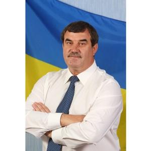Александр Бобков сообщает о открытии интернет приемной и официального сайта