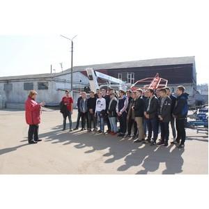 Энергетики Костромаэнерго провели экскурсию для студентов Костромского энергетического техникума