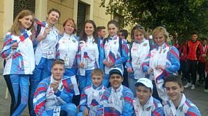 Чемпионат мира среди школьников (ISF) по ориентированию. 22-28 апреля 2017 года. Палермо, Италия