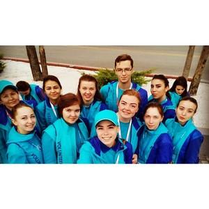 Работали в 12 направлениях: университетские волонтеры вернулись из Сочи