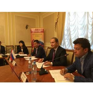 Презентованы перспективные проекты в сфере торгового и инвестиционного сотрудничества России и Китая