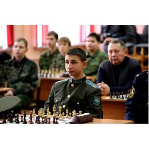 В Нижнем Новгороде прошло первенство по шахматам
