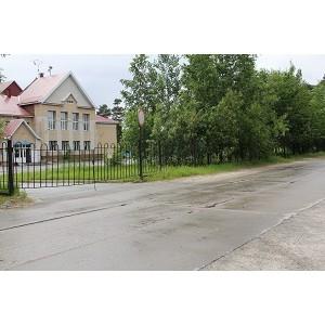 ОНФ в Югре добиваются приведения дорог к образовательным учреждениям в соответствие с нормами ГОСТ