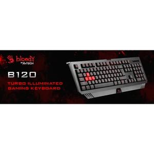 Игровая клавиатура A4Tech B120