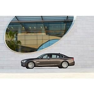 Новый BMW 7 серии: интеллектуальная роскошь будущего