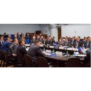 Состоялось заседание Комитета по судостроительной промышленности и морской технике СоюзМаш России
