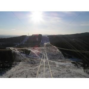 ФСК ЕЭС повышает грозоупорность ЛЭП в Восточной Сибири