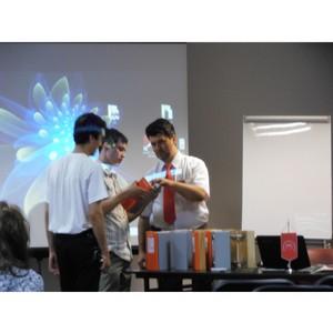 MAKMART провёл для мебельщиков семинар в Уфе