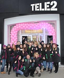 Tele2 ���������� � ����� ����� �����
