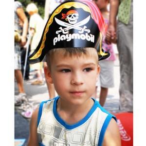 Playmobil и Winx на празднике «Школа пиратов»