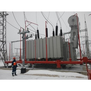 ФСК ЕЭС обследовала силовое оборудование магистральных подстанций Сибири