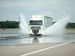 Курс DAF EcoDrive (обучение экономичному вождению) - затраты cнижены!