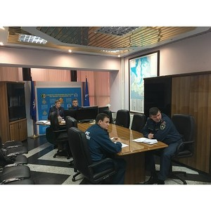 Эксперты ОНФ на Ямале обсудили с представителями МЧС спектр работ двустороннего взаимодействия