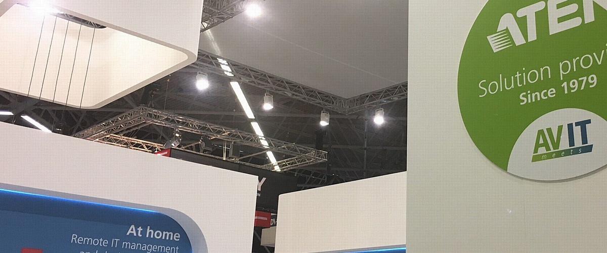 Приносящие революционные изменения в AV IT отрасли, новинки Aten на ISE 2018