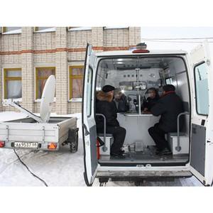 График выезда мобильной клиентской службы Отделения Пенсионного фонда РФ по Тамбовской области