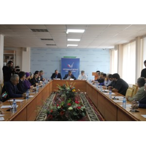 Активисты ОНФ в Чечне обозначили приоритетные направления в региональной повестке