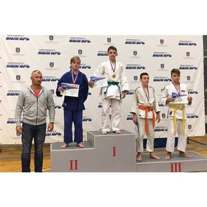 Пензенские дзюдоисты завоевали четыре медали