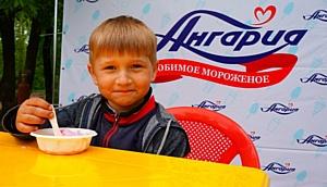 Получи мороженое от «Ангарии» за соблюдение правил дорожного движения