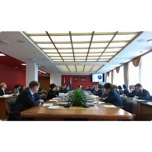 Заседание Стратегического совета региона