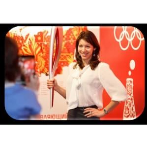 В Саранске прошла презентация  уникального факела Эстафеты Олимпийского огня «Сочи 2014»