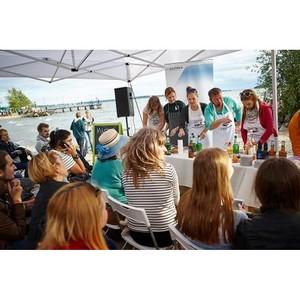 Проект «Пивной гурме» представил уникальные летние блюда на «Пикнике Флампа»