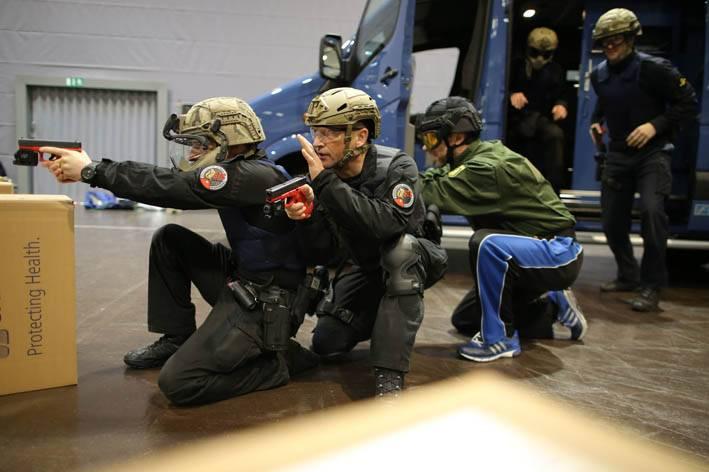 Нюрнбергская оружейная выставка: и бизнес стреляет, и отдача есть
