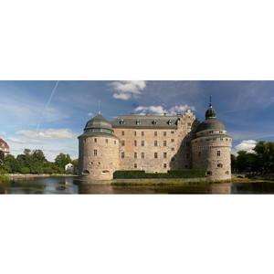 Электрическая тайна, спрятанная в замке Эребру в Швеции, является современным хранителем крепости