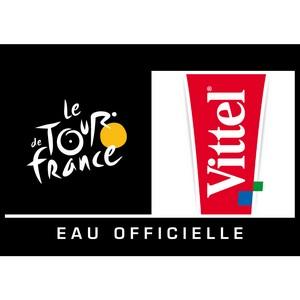 Vittel поддерживает Tour de France 2014 и способствует велосипедизации города
