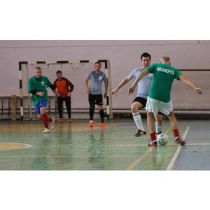 Команда филиала «Ивэнерго» одержала победу в чемпионате г. Иванова по мини-футболу