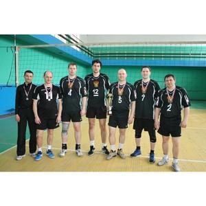 Томская таможня стала чемпионом «Динамо» по волейболу