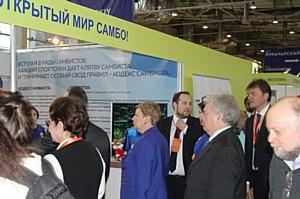 Всероссийский форум «Дни самбо в Центральной России» на Московском международном салоне образования