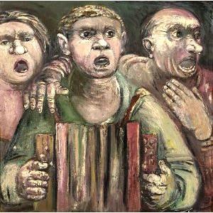 Лев Табенкин. Время говорить. Выставка в галерее Artstory