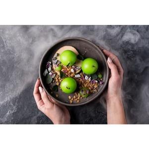 Performance food первый в мире сервис по доставке блюд молекулярной кухни