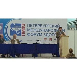 Эволюция интегральных тестов гемостаза: тромбодинамика на форуме здоровья ПМФЗ 2013 в Петербурге