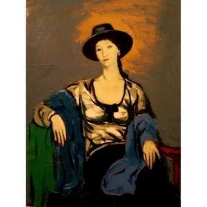 Женские портреты в творчестве Заура Цхадая