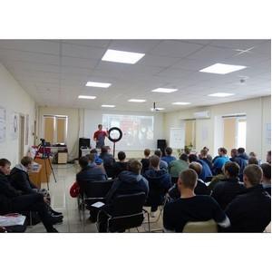Tech-Russia провела технические семинары по ремонту и шиномонтажу