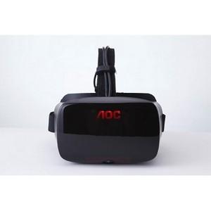 Мировая премьера на gamescom: AOC представляет свой первый шлем виртуальной реальности