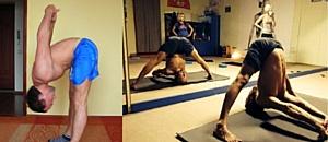 Уникальные видео-тренировки растяжки от самого гибкого человека на Планете - Гусенгаджиева