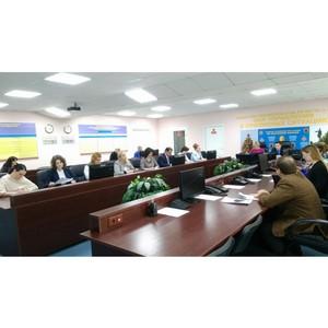 Активисты ОНФ продолжают контролировать завершение работ по благоустройству горсреды в Карелии