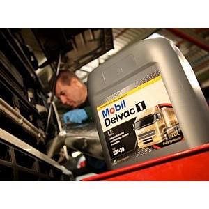 Масла Mobil Delvac помогают снизить затраты на топливо