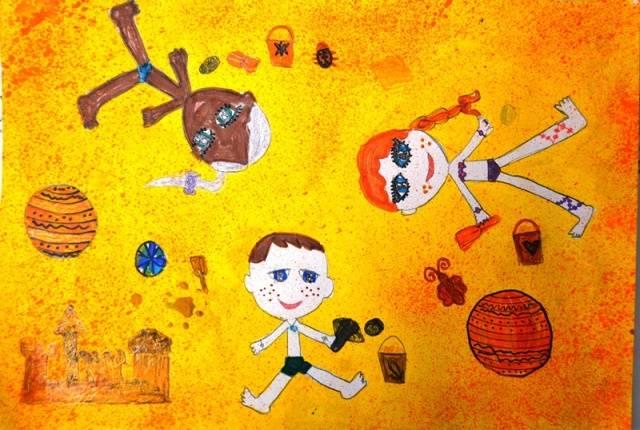 Компания «Т Плюс» подвела итоги творческого соревнования юных художников