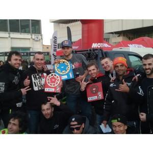 Стантрайдер Stunt Buro вошёл в топ-3 по итогам международного соревнования