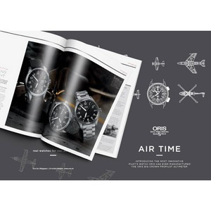 Журнал Air Time Oris