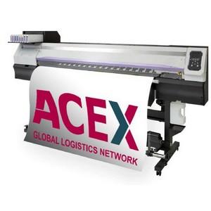 Девушки альянса Acex организуют перевозки аккуратно и красиво