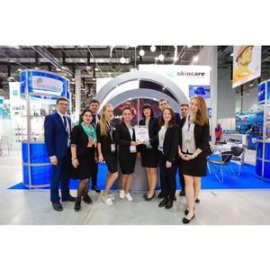 Skincare на SAPE-2017:  от международной выставки до космических инноваций