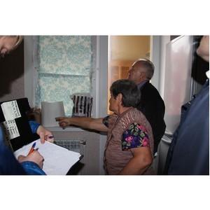 Оренбургские активисты ОНФ провели проверку реализации программы расселения аварийного жилья