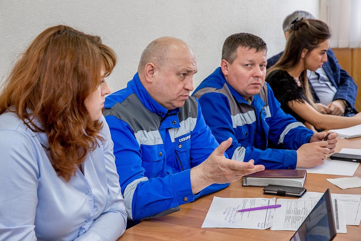 На Стойленском ГОКе завершилась неделя поставщиков