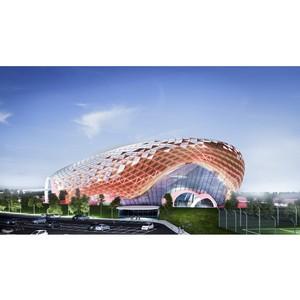 Студентка из Воронежа предложила городу проект «Стадиона будущего»
