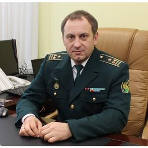 Назначен новый начальник Краснодарской таможни