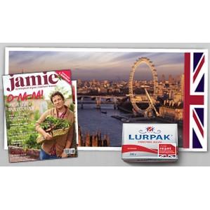 Icon И Lurpak®: летим в Лондон!